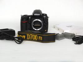 Nikon D700 DSLR FX Kamera