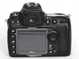 Foto 5 Nikon D700 DSLR FX Kamera