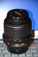 Nikon DX VR AF-S Nikkor 18-55 1:3.5-5.6