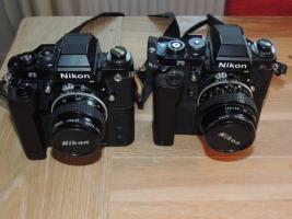 Nikon F3 Profi  Ausrüstung