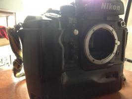 Foto 5 Nikon F4E mit MB-23