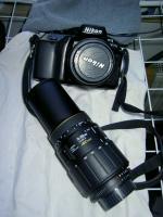 Nikon F70 Kamera