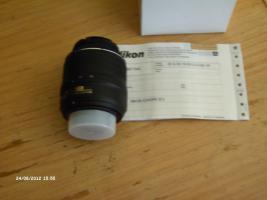 Nikon Objektiv DX 18-55mm AF-s Nikkor VR Neu originalverpackt