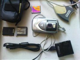 Nikon coolpix 3500 Schwenkkopf Zubehör