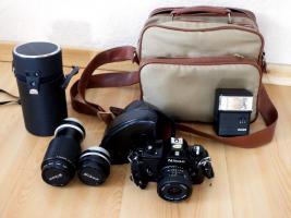 Nikon/ EM M90 analoge Spiegelreflex