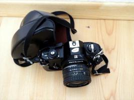 Foto 2 Nikon/ EM M90 analoge Spiegelreflex