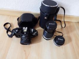 Foto 3 Nikon/ EM M90 analoge Spiegelreflex