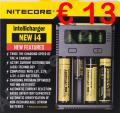 Nitecore Intellicharger New I4 Batterie Lader 13€