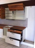Foto 3 Nobilia Küche in L-Form mit Soft-Einzug 1 Jahr alt