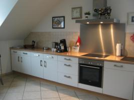 Nobilia Küchenzeile, L-Form, Simens-Geräte