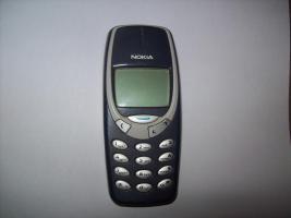 Nokia 3310 blau