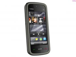 Nokia 5230 Black Offen Nagelneu