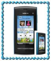 Nokia 5250 - azur ***NEU***