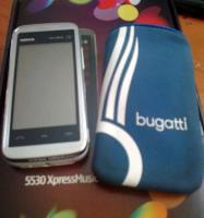 Nokia 5530 XpressMusic White Blue Original - ohne Branding