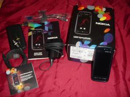 Nokia 5800 MusicXpress mit OVP+sehr guter Zustand + gepflegt
