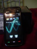 Foto 2 Nokia 5800 MusicXpress mit OVP+sehr guter Zustand + gepflegt