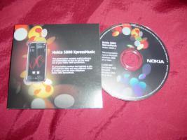 Foto 7 Nokia 5800 MusicXpress mit OVP+sehr guter Zustand + gepflegt
