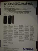 Foto 17 Nokia 5800 MusicXpress mit OVP+sehr guter Zustand + gepflegt