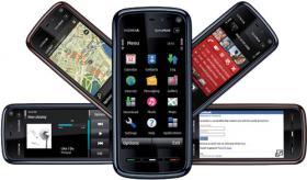 Nokia 5800 XpressMusic mit Vertrag - Nur 14,95 EUR