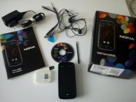 Nokia 5800 mit komplettem Zubehör zu verkaufen!!!