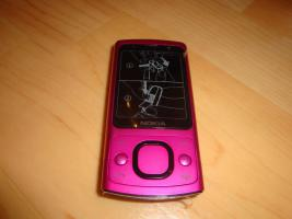 Nokia 6700 Slide in Pink