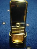 Nokia 8800 Arte Gold Diamond (8 GB) Handy