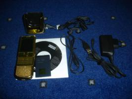 Foto 2 Nokia 8800 Arte Gold Diamond (8 GB) Handy