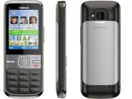 Nokia C5 T-Mobile Edition Neu