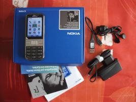 Nokia C5 frei für alle Netzte mit NAVI & Garantie