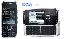 Nokia E 75 Neu und Simlock frei