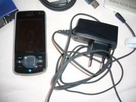 Foto 3 Nokia Handy 6210 Navigator