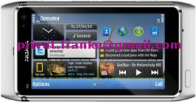 Nokia N8 32GB SL Frei ohne Vertrag