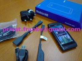 Foto 2 Nokia N8 32GB SL Frei ohne Vertrag