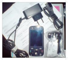 Nokia N86 8MP mit 18 Monaten Restgarantie, frei für alle Netze!