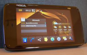 Foto 2 Nokia N900 32 GB NEU