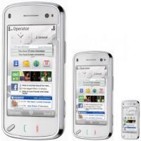 Nokia N97 32gb weiss mit Sygic Mobile (navigieren kostenlos)