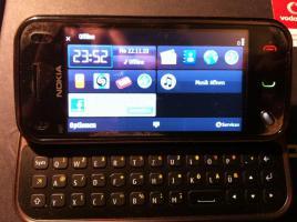 Foto 2 Nokia N97 Mini, 8GB, Garantie, Sehr Guter Zustand