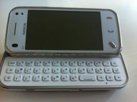 Nokia N97 mini Smartphone weiß * ohne Simlock * OVP