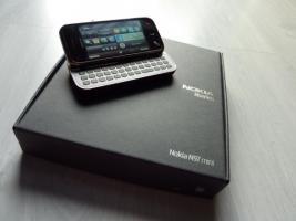 Nokia N97 mini black fast neu, günstig zu verkaufen!