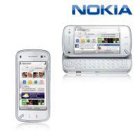 Nokia N97 white-silver mit Vertrag+Vodafone SuperFlat
