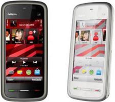 Nokia Vertrag: Handy Vertrag Nokia 5230 + Gratis GPS, Touchscreen etc.