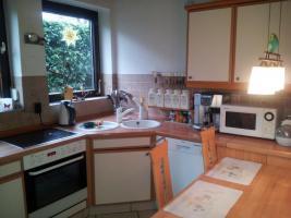 Nolte Einbauküche mit Tisch und 5 Stühlen