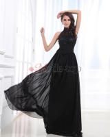 Normale Taille Chiffon Partykleid - Mode-top.de