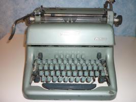 Nostalgie Schreibmaschine Tornedo