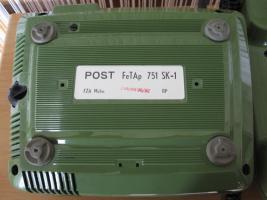 Foto 3 Nostalgie-Tastentelefon in grün