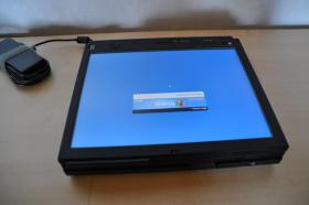 Foto 3 Notebook: IBM Lenovo X61Tablet 12.1