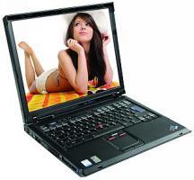 Notebook IBM ''Thinkpad R 52'' 15,1'' Intel Celeron 1,5GHz, 512 MB, 60GB, Windows XP Pro (Pre-Instal.)