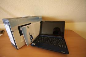Notebook preiswert mit Office 2007 Key