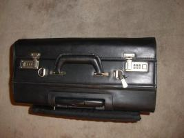 Foto 2 Notebook- Pilotenkoffer mit Rollen
