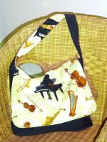 Noten Tasche Musikinstrumente